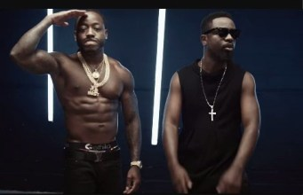 Sarkodie and Ace hood collaboration