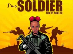 Edoh Yat - I'm A Soldier (Prod. By Yhaw MC)