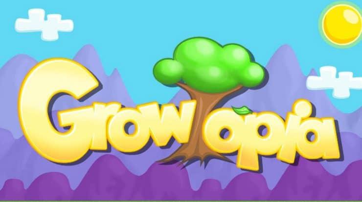 Cara bermain growtopia agar cepat kaya