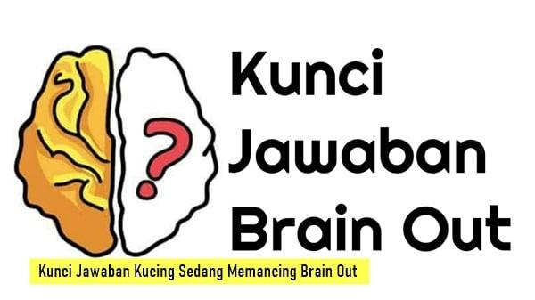 Kunci Jawaban Kucing Sedang Memancing Brain Out