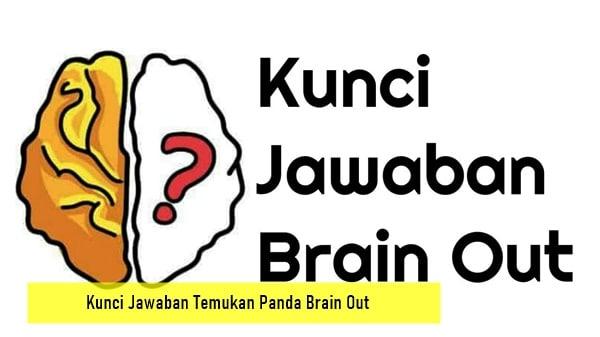 Kunci Jawaban Temukan Panda Brain Out