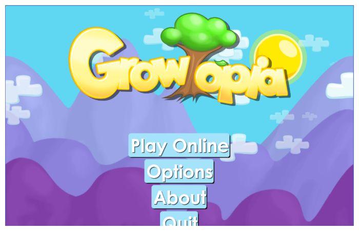 Seputar Game Growtopia