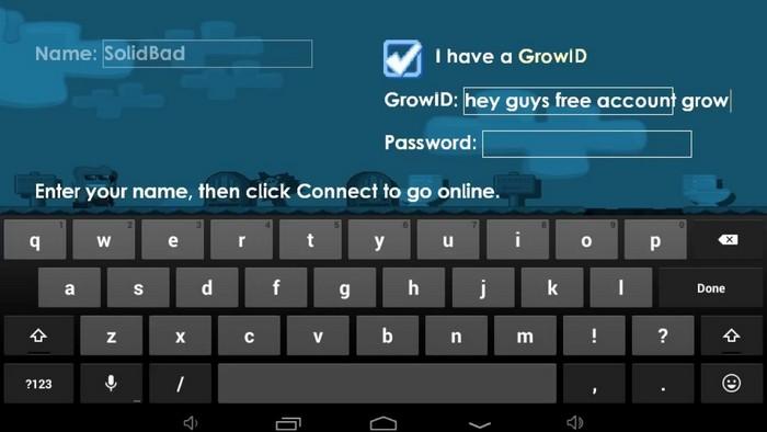 Akun Gratis Growtopia Terbaru No Banned Terpecaya No Tipu- Tipu