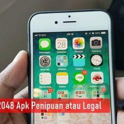 Hello 2048 Apk Penipuan atau Legal