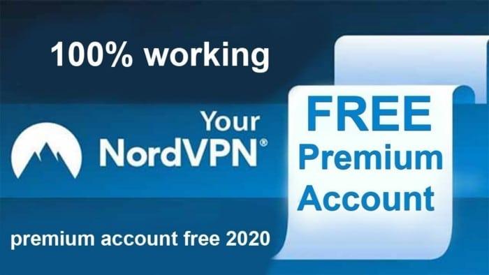 Akun Nord VPN Premium