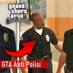 Cheat GTA Anti Polisi