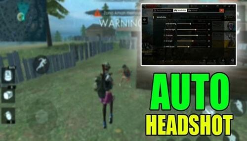 Download Apk Cheat FF Auto Headshot