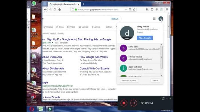 Update Akun Gmail Gratis Tahun 2020