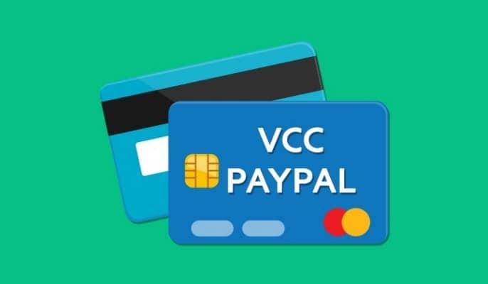 VCC Gratis Untuk Paypal Valid dan Terbaru