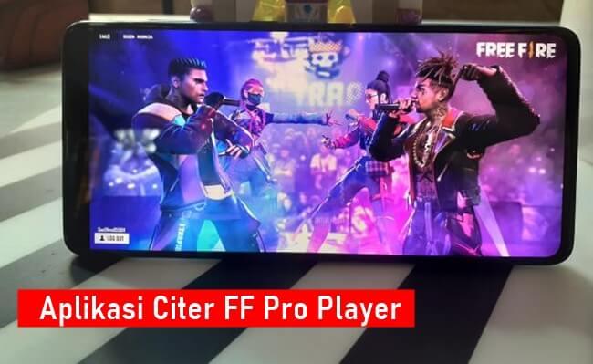 Aplikasi Citer FF