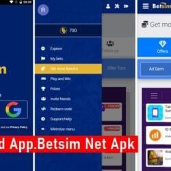 App Betsim Net FF