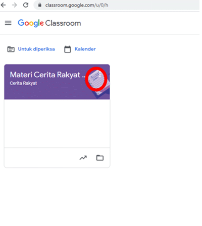 Cara Hapus Kelas di Google Classroom