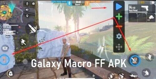 Galaxy Macro FF