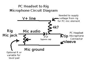 Wiring Headset For Cb Radio  Wiring Data