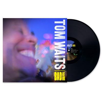 IMAGE | Tom Waits - Bad As Me 180 gm LP