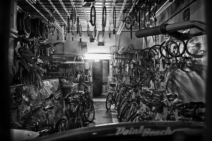 Guide to Bike Shops and Rentals, Kingston, Ontario