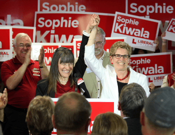 Sophie Kiwala, Liberal Party, MPP candidate, Kingston and the Islands