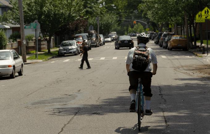 bike riding, bike lanes, ygk challenge, kingston, ontario