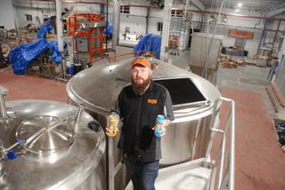 Spearhead Brewing Company, Josh Hayter, Kingston, Ontario