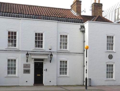 Cesar Picton's House Kingston