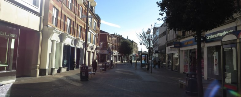 Clarence Street Kingston upon Thames