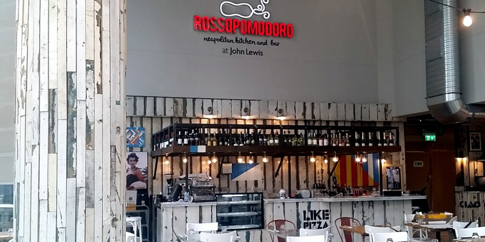 Rossopomodoro opens in Kingston upon Thames
