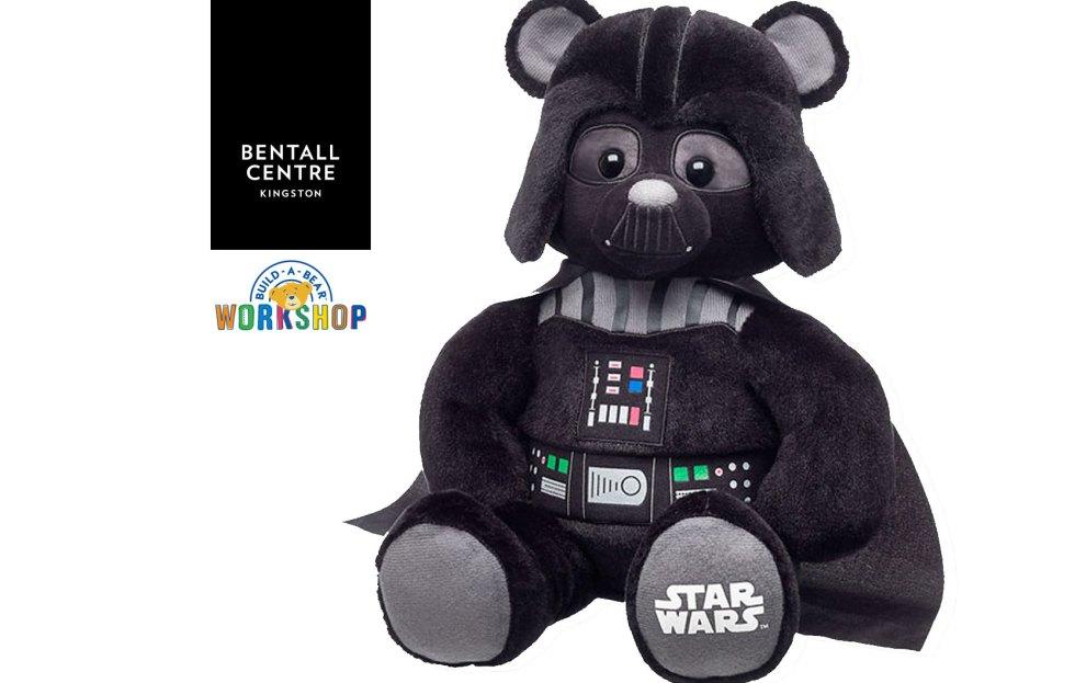 Buld a Bear Darth Vader