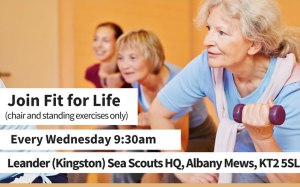 Fit for life Kingston