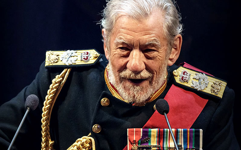 King Lear at the Michael Frayn theatre Kingston