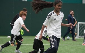 Soccer Schools – Fulham FC Foundation 15th July - 3rd September 2019