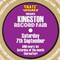 Kingston Record Fair every 1st Saturday of the month