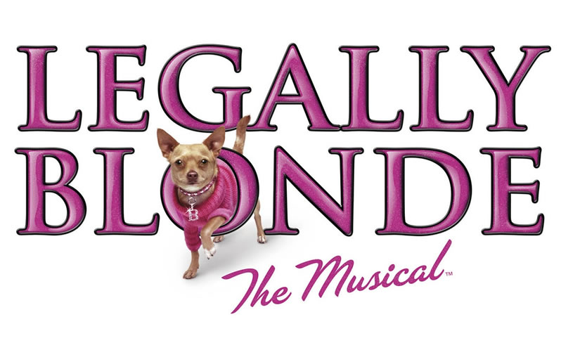 Legally Blonde Musical Kingston