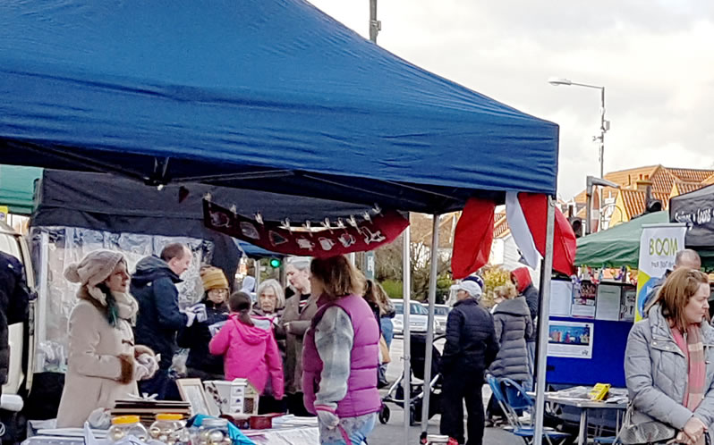 Tolworth Sunday Market