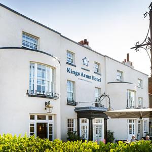 Kings Arms Hotel Hampton Court