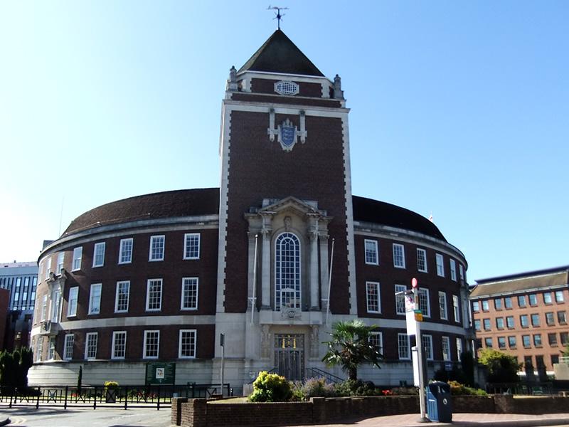 Guild Hall Kingston