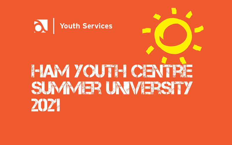 Ham Youth Centre Summer Activities