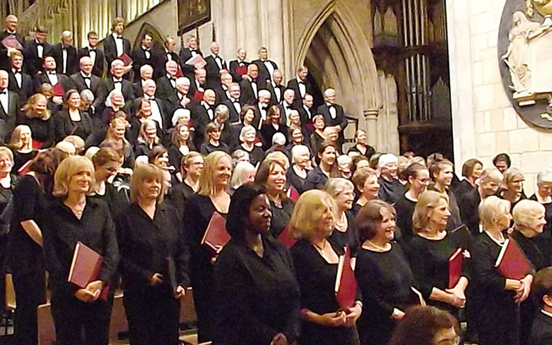 Cathedral Anthems Kingston
