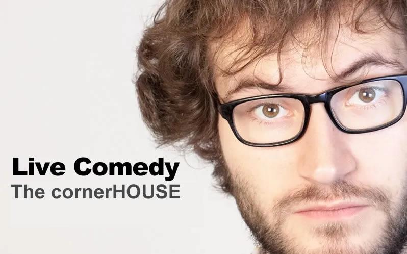 Live Comedy At Corner House Surbiton