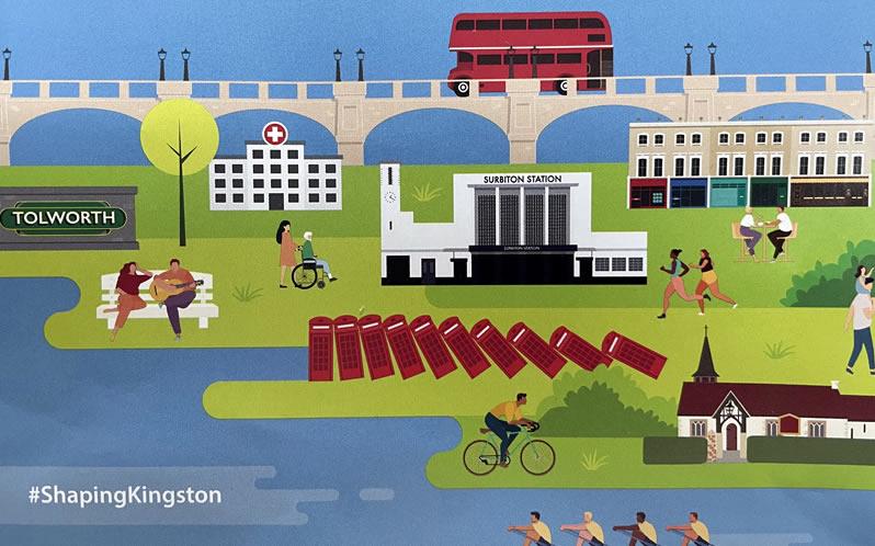 Shaping Kingston Upon Thames
