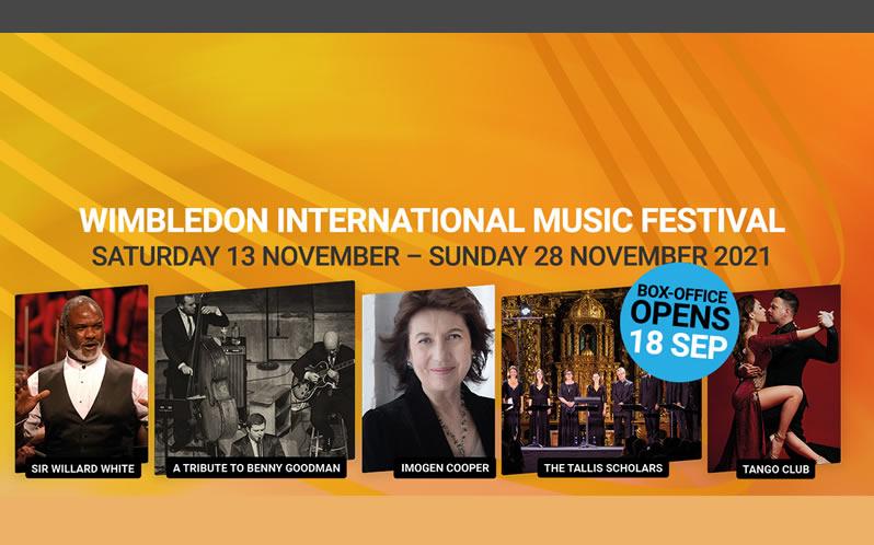 Wimbledon International Musc Festival