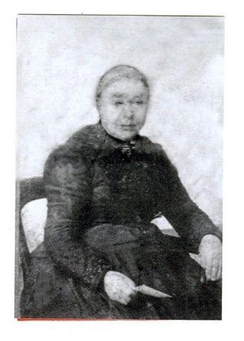 Charlotte Hunt Snr (Nee Roe)