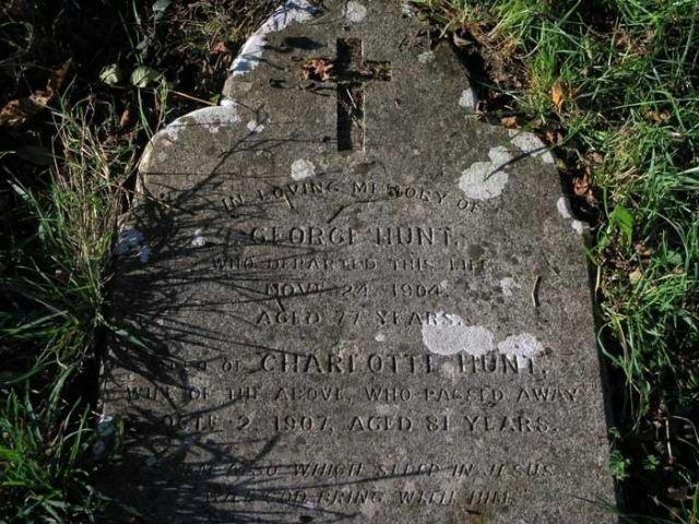 HUNT Charlotte & Georges Grave at Kingston (2)