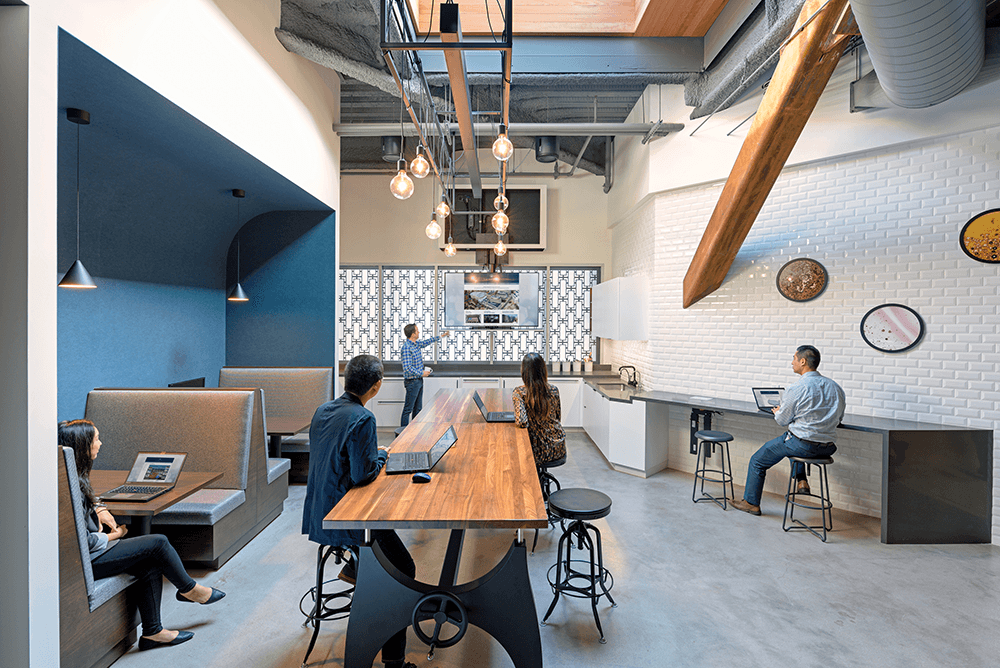 Three Things Employees Look for in a Business Cafeteria