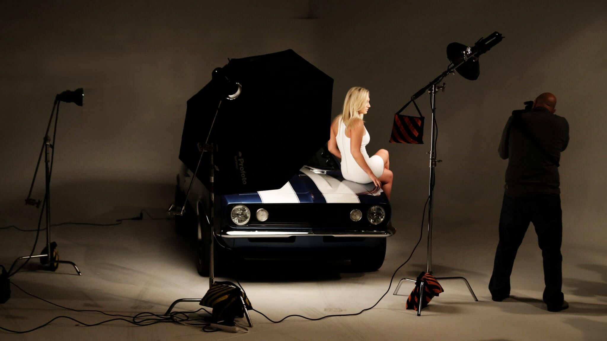 Brooke Hogan photo shoot