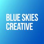 Blue Skies Creative logo