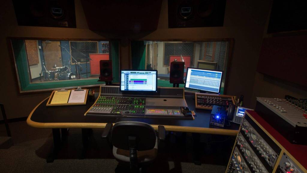 Kingswood Productions recording studio