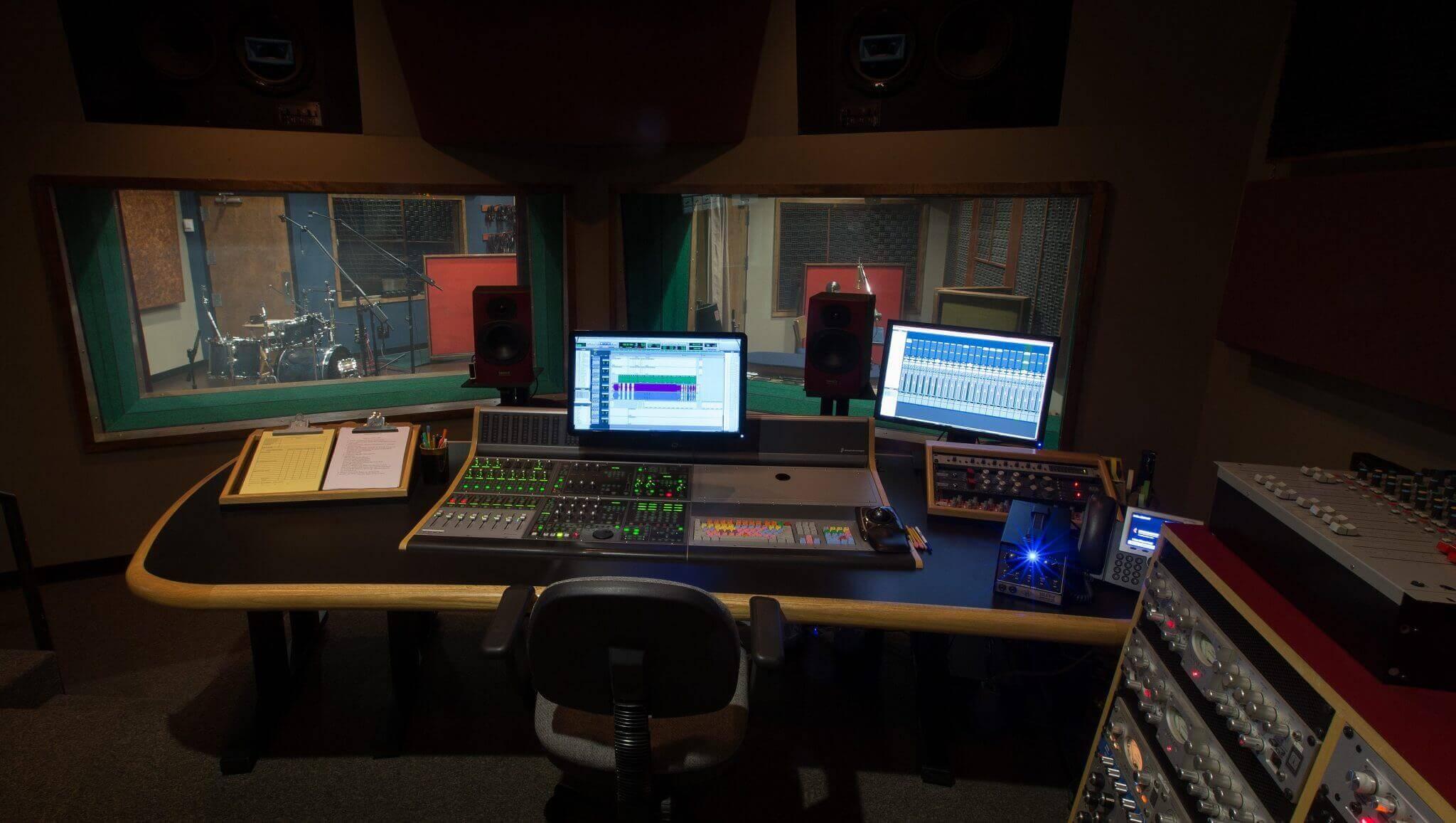 Kingswood Productions recording studio