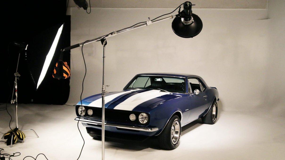 Mustang photo shoot