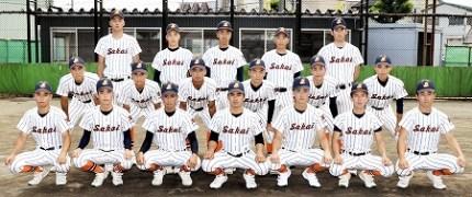 坂井高校野球部2017年のメンバーや出身中学は?川村監督や吉川に注目!