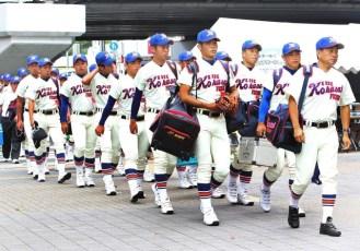 神戸国際大学付属高校野球部2017年メンバーや監督は?寮や森田や広瀬も!